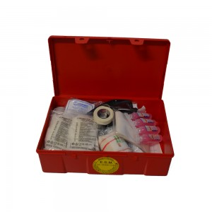 Boîte de secours Eurokit