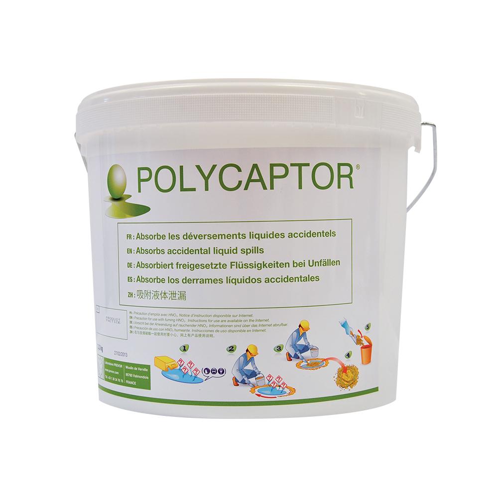 Absorbant polyvalent Polycaptor®